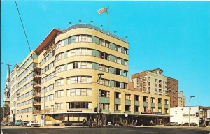 The Park Motor Hotel in 1961
